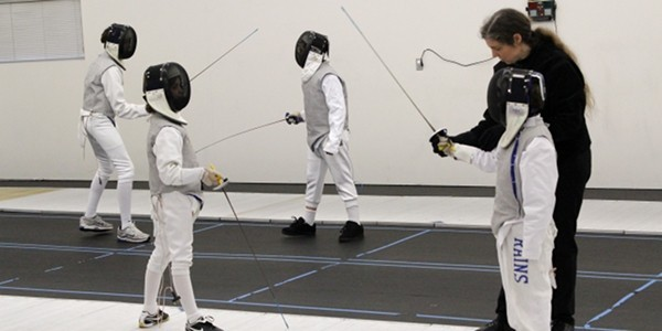 Iowa City Fencing Center - Fencing FAQs