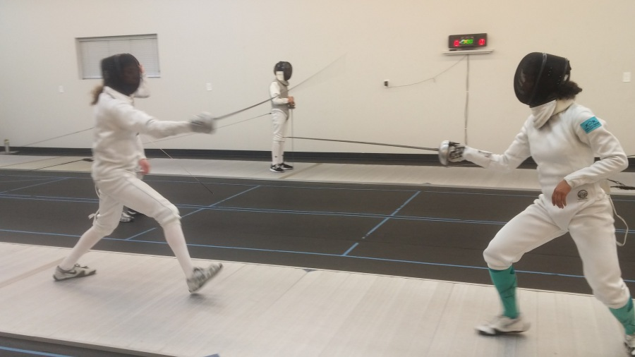Iowa City Fencing Center - SIGN UP